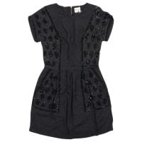 ReissPre-owned - Black Cotton Dress
