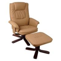 Resort LivingMorris Recliner Chair and Ottoman Set
