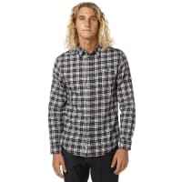 RhythmBrighton Ls Mens Shirt Blue