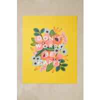Rifle Paper CoPositivity Wall Art