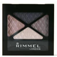Rimmel LondonMake-up Augen GlamEyes Quad Eyeshadow Nr. 003 Smokey Purple 4 g