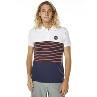Rip CurlDefused Mens Polo White