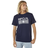 Rip CurlPursuit Mens Tee Blue