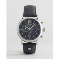 RoamerVanguard Chronograph Watch - Black