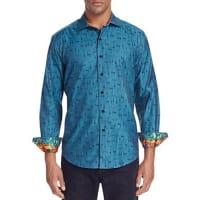Robert GrahamDoe A Deer Classic Fit Button-Down Shirt