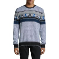 Robert GrahamHit the Slopes Long Sleeve Crewneck Sweater