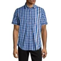 Robert GrahamLyle Plaid Short-Sleeve Sport Shirt, Multi