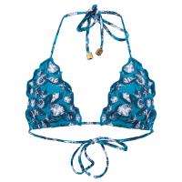 Rosa CháTop Pietra Conchas - Azul