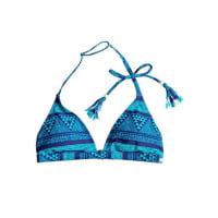 RoxyFixed Triangle - Bikini Oberteil für Damen - Blau
