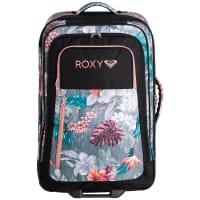 RoxyLong Haul Borsa da viaggio hawaiian tropik_paradise / rosa