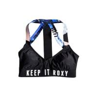 RoxySand To Sea Hal - Bikini Oberteil für Damen - Schwarz