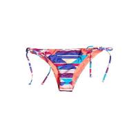 RoxyTie Side Surfer - Bikini Hose für Damen - Mehrfarbig