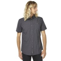 RustySessions Ss Mens Shirt Blue