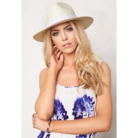 Rut & CirclePrice Panama Hat