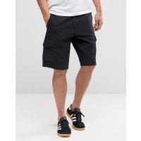 RvcaGreyson Cargo Shorts - Black