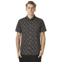 RvcaParty All The Tone Ss Mens Shirt Black
