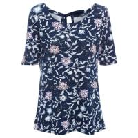 S. CollectionT-shirt Feminina Alice - Azul