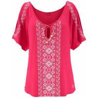 s.Oliver Red LabelBeachwear Strandshirt rot