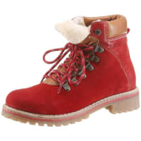 s.Oliver Red LabelSchnürboots rot