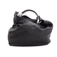 Saint LaurentPre-Owned - Black Leather Handbag