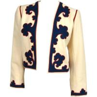 Saint LaurentVintage Yves Saint Laurent Rive Gauche Bolero Jacket
