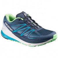 SalomonSense Propulse Runningschuhe für Damen   blau/grau