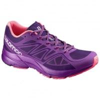 SalomonSonic Aero Runningschuhe für Damen   lila/rosa
