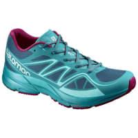 SalomonSonic Aero Runningschuhe für Damen   türkis/blau