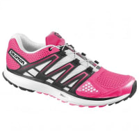 SalomonX-Scream Trailrunningschuhe für Damen   rosa/grau/schwarz