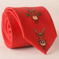SammydressFestival Lazo divertido de la Navidad de los renos