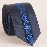 SammydressJacquard con estilo retro azul entonado de colores Ancho 6CM corbata para los hombres