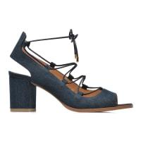 Made by SarenzaDiscow Girl 5 - Sandalen für Damen / blau