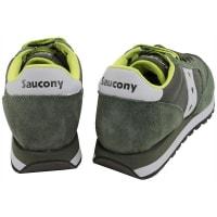 SauconyMens Shoes Baratos en Rebajas, Verde Militar, Gamuza, 2016, 41.5 42.5 45