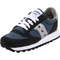 SauconyORIGINALS - Saucony Jazz Original Women, Sneaker Donna, Blu (Navy/Silver), EU 35.5