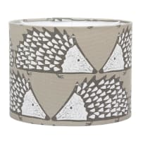 ScionSpike The Hedgehog Mink Lamp Shade - Ceiling - 30x23cm
