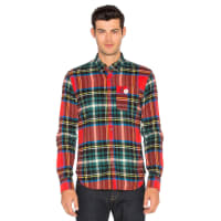 Scotch & SodaLong Sleeve Shirt in Red