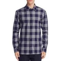Scotch & SodaSlim Fit Plaid Button-Down Shirt