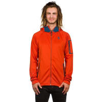 ScottDefined Plus Veste polaire burnt orange / orange