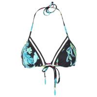 SeafollyJUNGLE OUT THERE Parte de arriba bikini black