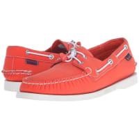 SebagoDockside Ariaprene (Orange Neoprene) Mens Shoes