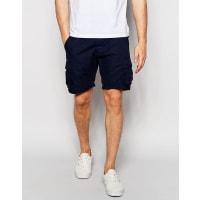 SelectedCargo Shorts - Blue