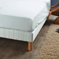 SélèniaMatrasbeschermer speciaal voor dikke matrassen - molton standaardkwaliteit