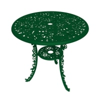SelettiIndustry Garden Table - Green