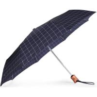 Fulton UmbrellasCross Printed Umbrella, Black