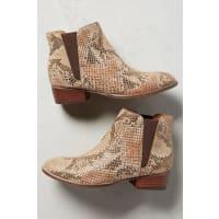 SeychellesEvie Snakeskin Boots