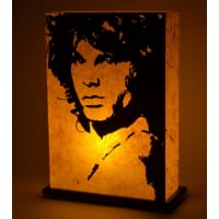 Shady IdeasYellow Handcrafted Lamp