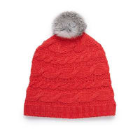 SimonsCashmere touch cable knit tuque