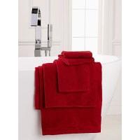 Simons MaisonBraided border Turkish cotton towels