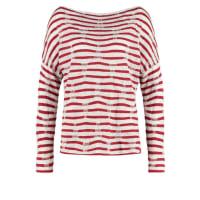 SisleyMaglione red/grey