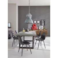 SITEsstisch »Tops«, mit Zement-Tischplatte